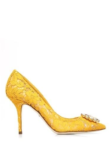 Dolce&Gabbana Ayakkabı Sarı